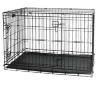 Pawise: Classic Wire Crate - 107.5x71.5x79 cm