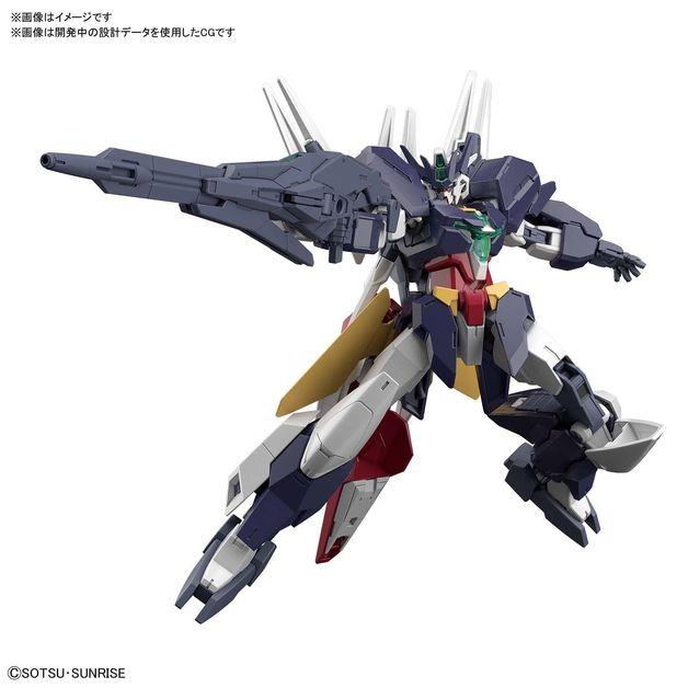 HGBD:R 1/144 Uraven Gundam - Model Kit