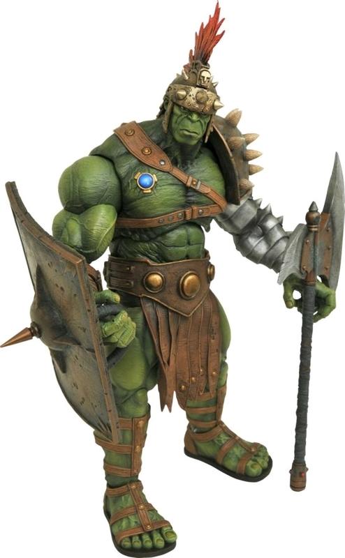 "Marvel Select: Planet Hulk - 10"" Action Figure"
