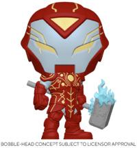 "Infinity Warps: Iron Hammer - 10"" Super Sized Pop! Vinyl Figure"