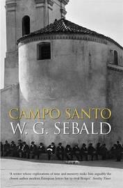 Campo Santo by W.G. Sebald image