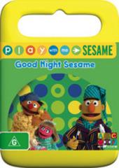 Play With Me Sesame - Good Night Sesame on DVD
