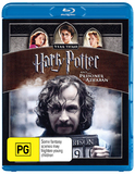 Harry Potter And The Prisoner Of Azkaban on Blu-ray