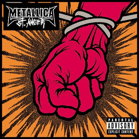 St. Anger [Explicit Lyrics] by Metallica image