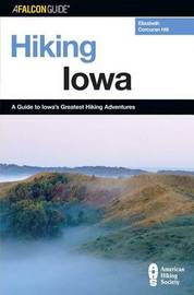 Hiking Iowa by Elizabeth Hill