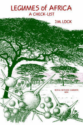 Legumes of Africa by J.M. Lock