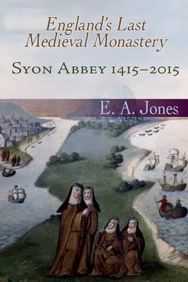 A History of Syon Abbey by Eddie Jones