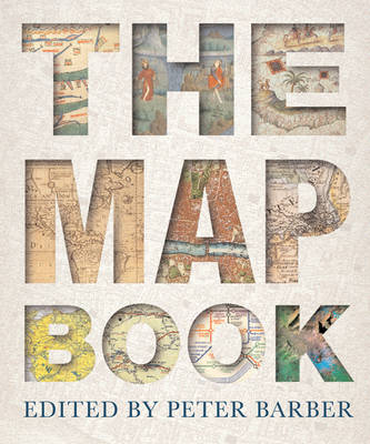 The Map Book by Nicholas Crane image