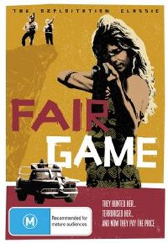 Fair Game (1986) on DVD image