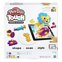 Play-Doh: Touch Shape & Style Hair Booster Pack