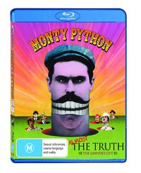 Monty Python - Almost the Truth: The Lawyer's Cut (2 Disc Set) on Blu-ray