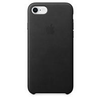 iPhone 8 Leather Case - Black