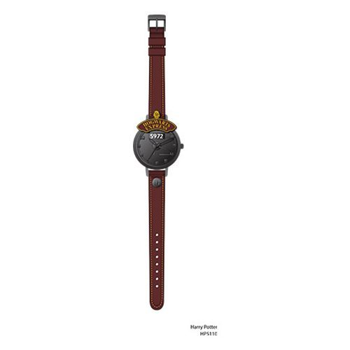 Harry Potter Hogwarts Express Stitched Strap Watch