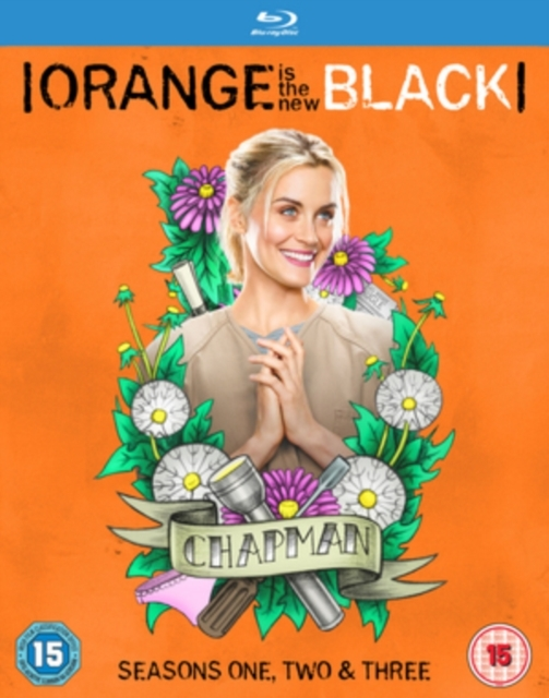 Orange Is the New Black: The Complete Seasons 1-3 Collection on Blu-ray