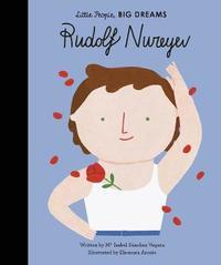 Rudolf Nureyev by Isabel Sanchez Vegara