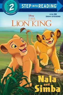 Nala and Simba (Disney the Lion King) by Mary Tillworth
