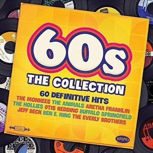 60's - The Collection (3CD) by Various Artists