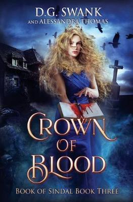 Crown of Blood by Alessandra Thomas image