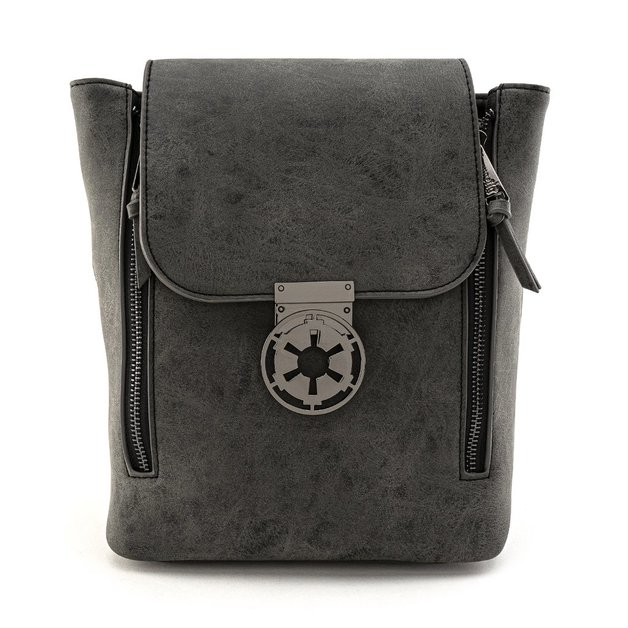 Loungefly: Star Wars - Empire Black Convertible Backpack