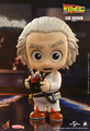 Back to the Future - Doc Brown Cosbaby Figure