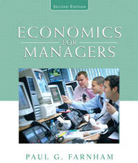 Economics for Managers by Paul Farnham image