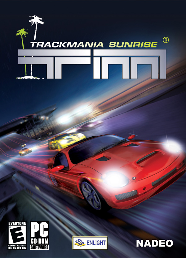 Trackmania Sunrise for PC Games image