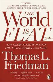 The World is Flat by Thomas L Friedman image