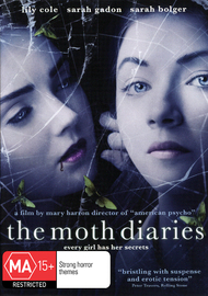 The Moth Diaries on DVD