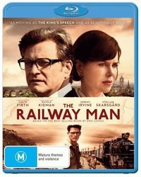 The Railway Man on Blu-ray