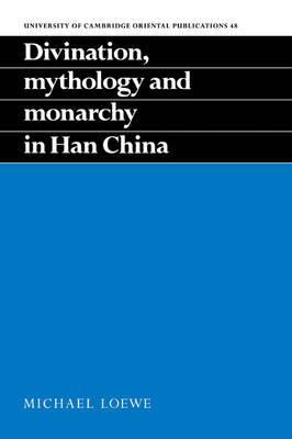 University of Cambridge Oriental Publications: Series Number 48 by Michael Loewe image