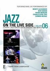 Jazz Legends Live! From Around The World (Volume 6) on DVD