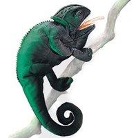 Folkmanis Hand Puppet - Chameleon