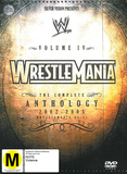 WWE Wrestlemania: The Complete Anthology (Volume IV) DVD
