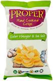 Proper Crisps - Cider Vinegar And Sea Salt 140g