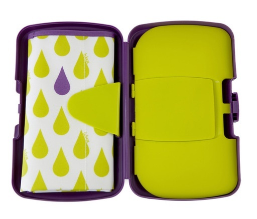 B.Box: The Essential Nappy Wallet - Splish Splash image