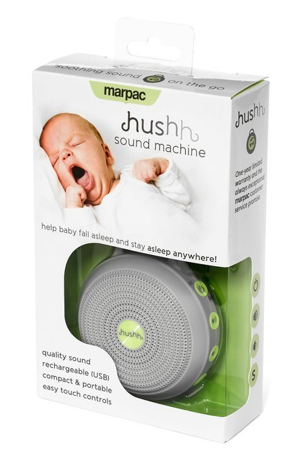 Marpac Hushh: Continuous White Noise - Sound Machine
