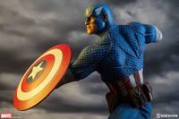 "Marvel: Captain America - Avengers Assemble 15"" Statue image"