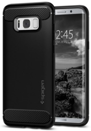 Spigen Galaxy S8 Rugged Armor Case Black