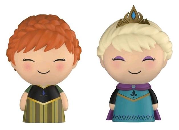 Frozen: Anna & Elsa (Coronation Ver.) - Dorbz Vinyl 2-Pack