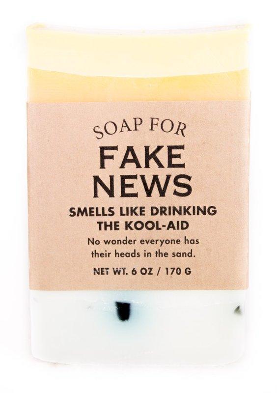Whiskey River Co: Soap - Fake News