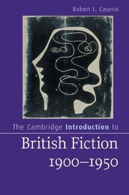 Cambridge Introductions to Literature by Robert L. Caserio