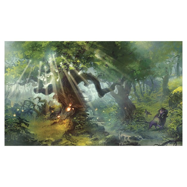 Legion: Gaming Play Mat - Lands Forest