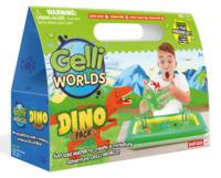 Zimpli: Gelli Worlds - Dino Pack