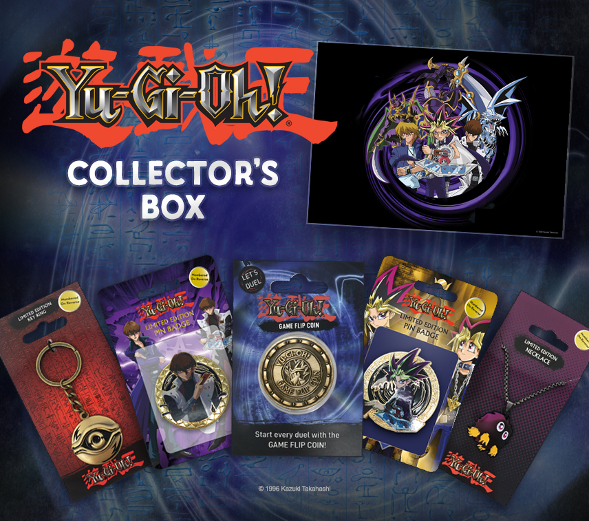 Yu-Gi-Oh! - Collector Box image