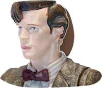 Doctor Who 11th Doctor Toby Jug Mug