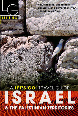 Let's Go Israel by Let's Go Inc