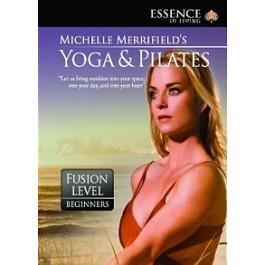 Yoga & Pilates - Fusion Level - Beginner on DVD