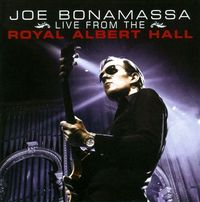 Live from the Royal Albert Hall (2CD) by Joe Bonamassa