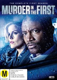 Murder in the First - Season 1 on DVD