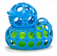 OBall: Bath Duck - Blue